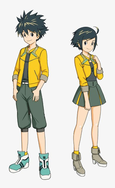 Digimon ReArise character