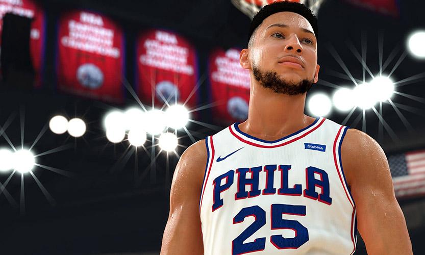 NBA 2K19 sport