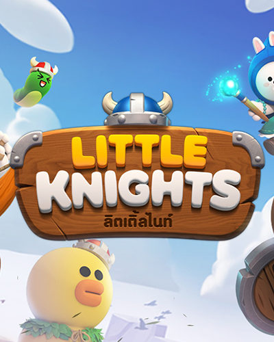 LINE Little Knights
