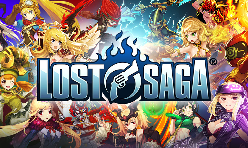Lost Saga Thai game